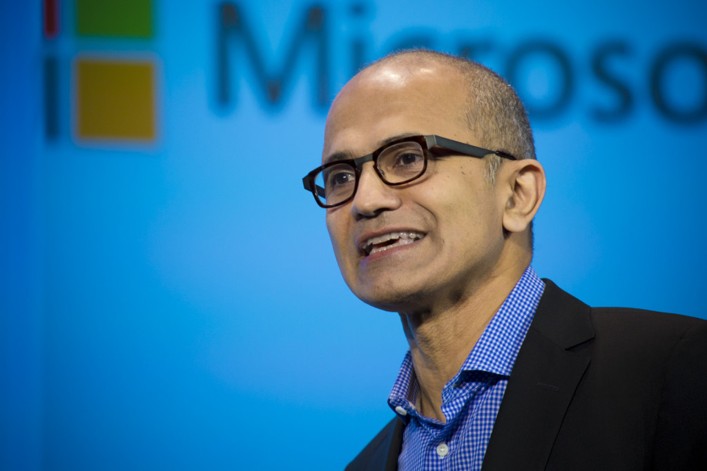 Satya Nadella visit India on 5th November